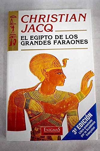 9788427022430: Egipto de los grandes faraones,el