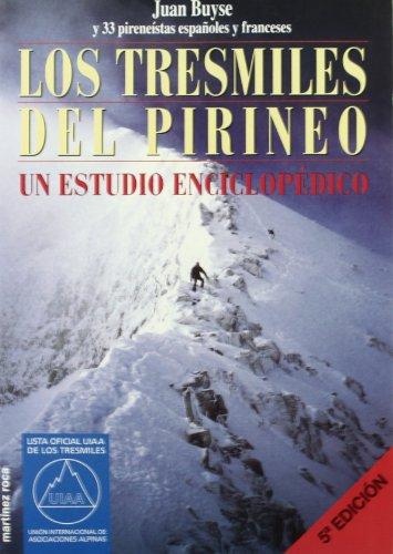 9788427022454: Los tresmiles del Pirineo