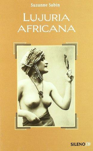 9788427022652: Lujuria africana