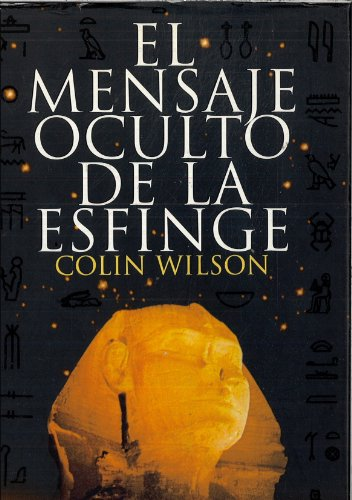 9788427022836: MENSAJE OCULTO DE LA ESFINGE (M.ROCA)