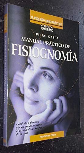 9788427023161: Manual Practico De Fisiognomia