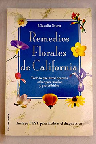 9788427023710: Remedios florales de California (con test para diagnóstico) (R) (1998)