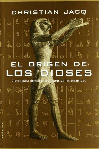 9788427024052: El origen de los dioses