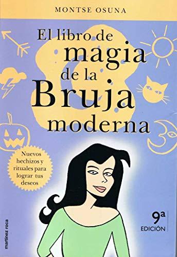 9788427024182: El libro de magia de la bruja moderna
