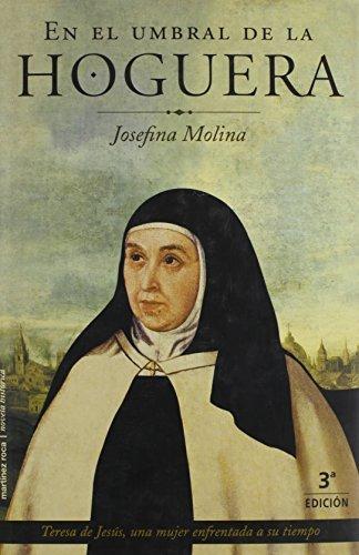 9788427024427: El umbral de la hoguera (Coleccion Novela Historica)