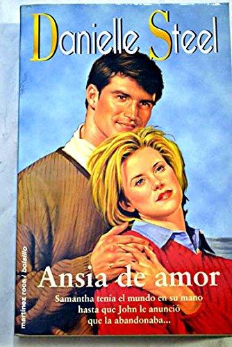 9788427024601: Ansia de amor