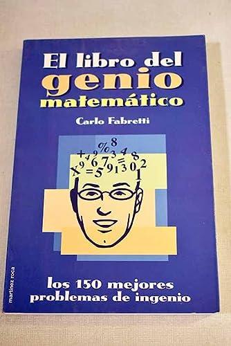 9788427024960: LIBRO GENIO MATEMATICO (MARTINEZ ROCA).