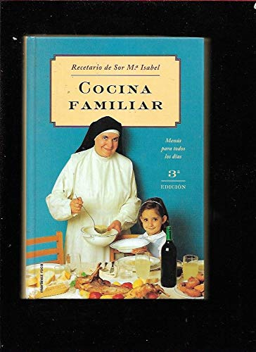 9788427026049: Cocina familiar: menus para todos los dias.