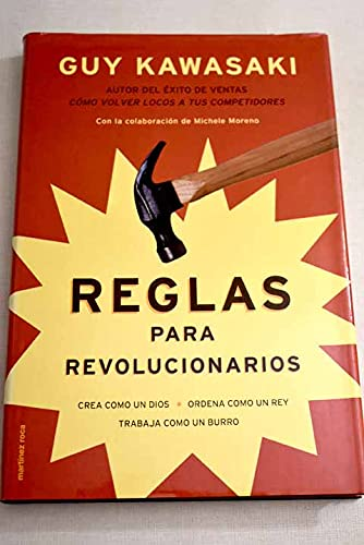 9788427026322: Reglas Para Revolucionarios: El Manifiesto Capitalista Para LA Creacion Y Comercializacion De Nuevos Productos Y Servicios (Spanish Edition)