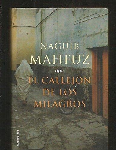 9788427026735: El Callejón De Los Milagros