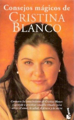 9788427027473: Consejos mágicos de Cristina Blanco