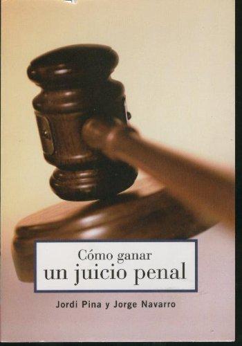 Cómo ganas un juicio penal: Jordi Pina y