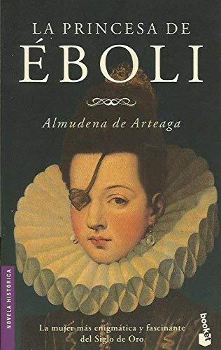 9788427028425: La princesa de Eboli