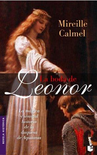 9788427028487: La boda de Leonor (Novela histórica)