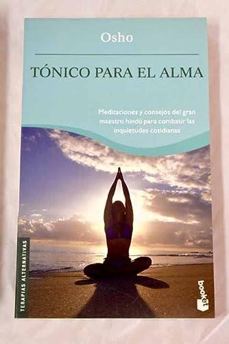 9788427028982: Tónico para el alma (Booket Logista)