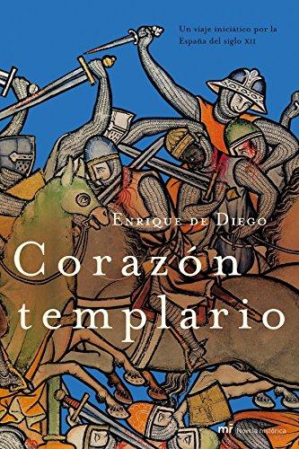 9788427029828: Corazón templario (MR Novela Histórica)