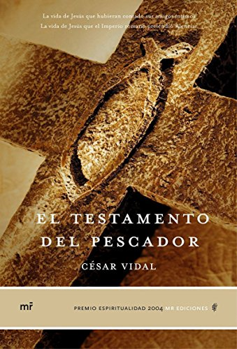 9788427030527: El testamento del pescador (MR Espiritualidad)