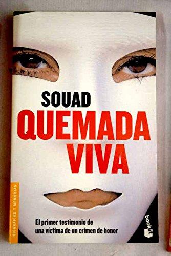 9788427030893: Quemada viva (Booket Logista)