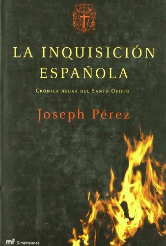 9788427031746: La inquisición española (MR Dimensiones)