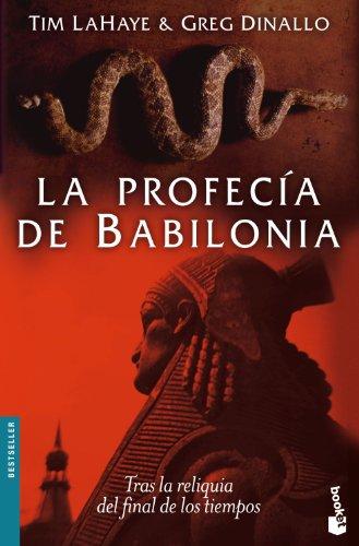 9788427031999: La Profecia De Babilonia (Spanish Edition)