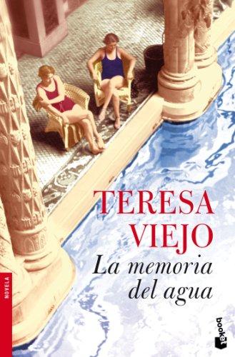 9788427036581: La memoria del agua (Booket Logista)