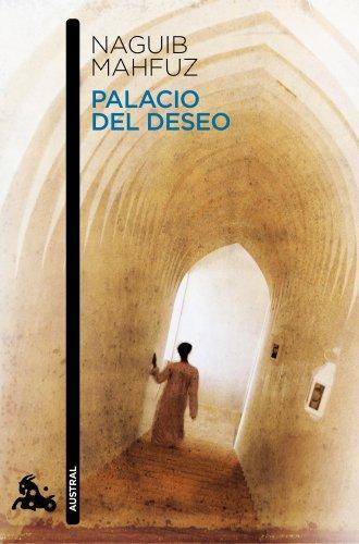 9788427037038: Palacio del deseo (Contemporánea)