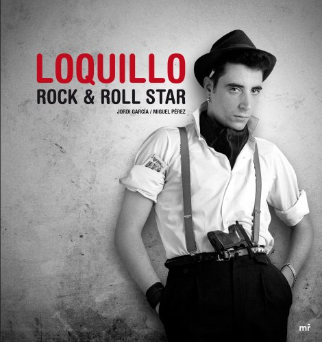 9788427039216: Loquillo: Rock & Roll Star