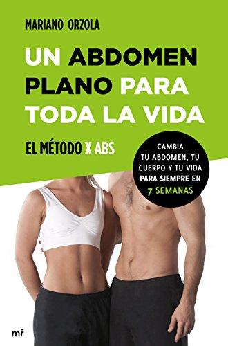 9788427039810: Un abdomen plano para toda la vida. El m?todo X ABS