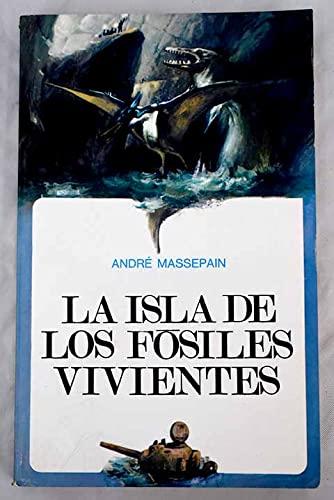 9788427105140: La isla de los fosiles vivientes