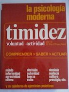 9788427107342: TIMIDEZ, LA -TELA-
