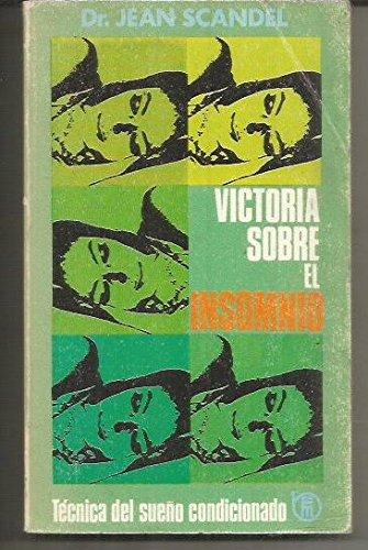 9788427107861: Victoria Sobre el Insomnio