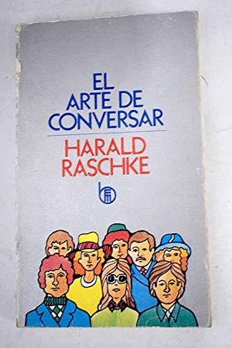 9788427109179: Arte de Conversar, El