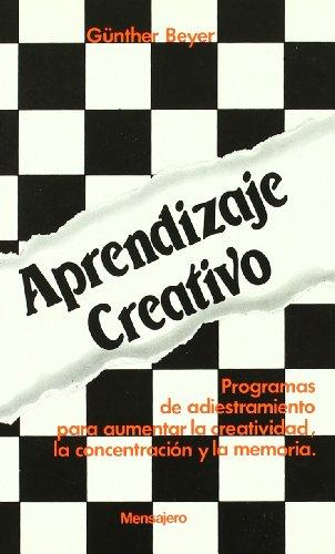 9788427114104: APRENDIZAJE CREATIVO
