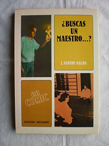 9788427115071: ¿Buscas Un Maestro? Cómic