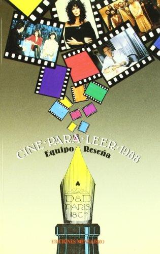 CINE PARA LEER 1988 - Equipo Reseña