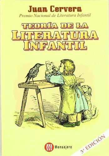 9788427117013: Teoría de la literatura infantil (Serie Letras)