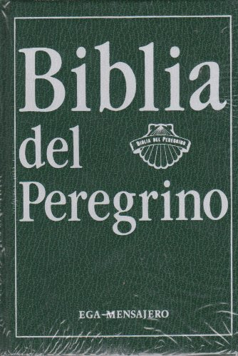 9788427119246: BIBLIA DEL PEREGRINO. RÚSTICA. Edición bolsillo
