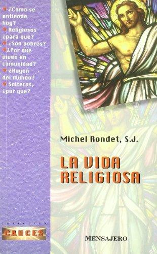 9788427120044: La vida religiosa