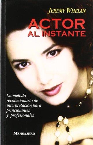 9788427120402: Actor Al Instante