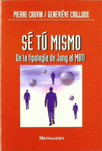9788427120778: SE TU MISMO - DE LA TIPOLOGIA JUNG