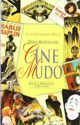 9788427120884: Obras maestras del cine mudo : época dorada (1918-1930)