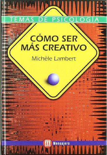 9788427123809: Cómo ser más creativo