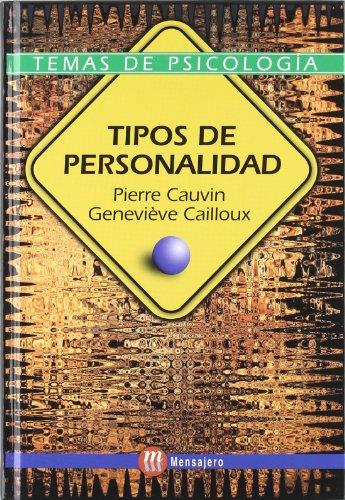 9788427124103: Tipos De Personalidad