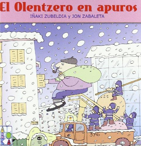 9788427127258: El olentzero en apuros