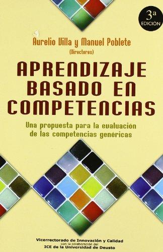 9788427128330: Aprendizaje basado en competencias : una propuesta para la evaluación de las competencias genéricas