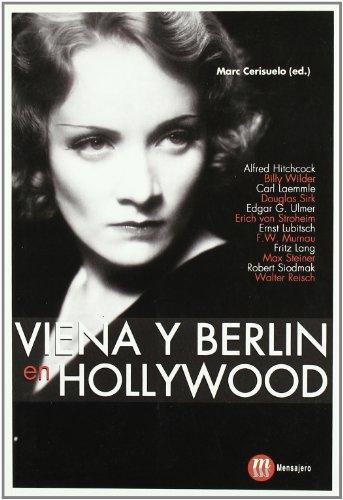 9788427129245: VIENA Y BERLIN EN HOLLYWOOD (CINE)