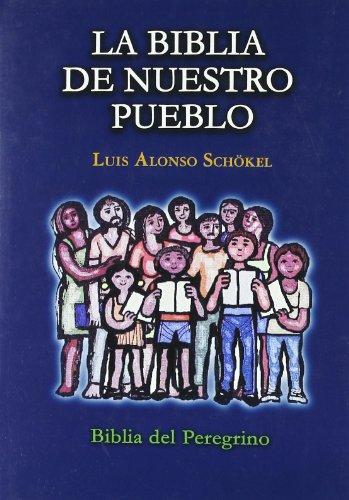 9788427129726: La biblia de nuestro pueblo / The bible of our people (Spanish Edition)