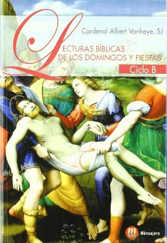9788427129788: Lecturas bíblicas de los domingos y fiestas, ciclo B