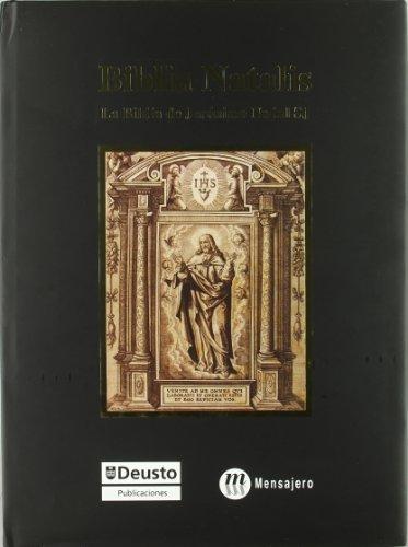 9788427129962: Biblia Natalis: La Biblia De Jeronimo Nadal Sj/ the Bible of Jeronimo Nadal Sj (Spanish Edition)