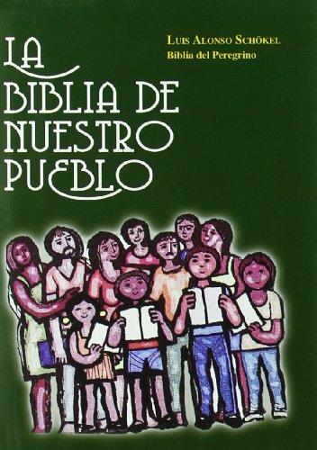 9788427130234: La Biblia de nuestro pueblo (edicion de bolsillo)